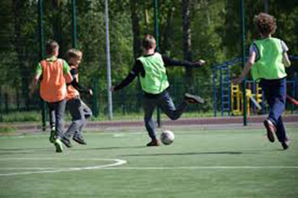 Всероссийский фестиваль дворового футбола