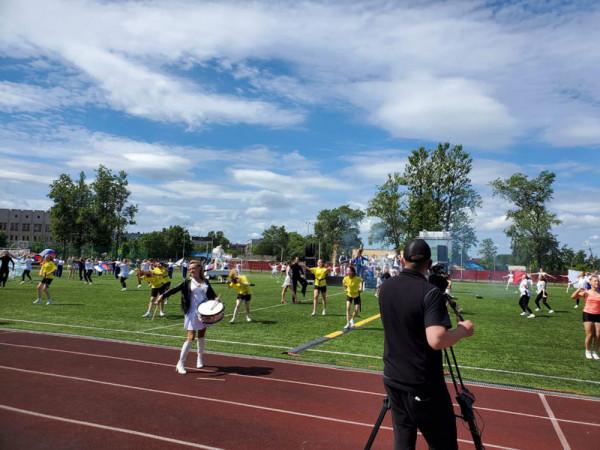 Фестиваль дворового спорта России