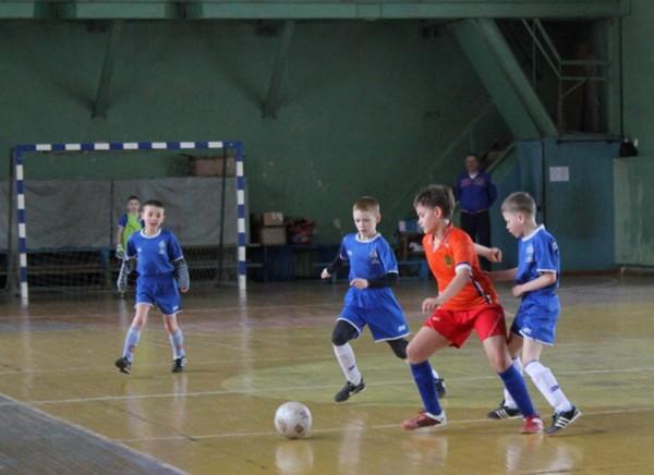 Осенний турнир по мини-футболу