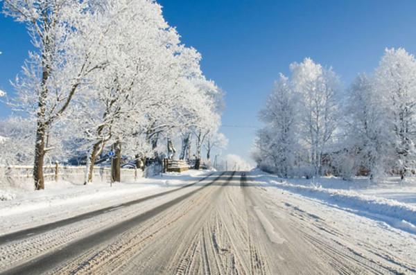Борьба со снежными завалами
